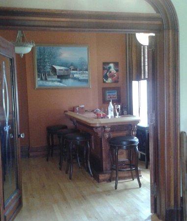 Boonville, estado de Nueva York: pictures of the new Bar room.