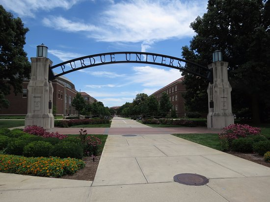 West Lafayette, IN: Stunning Campus