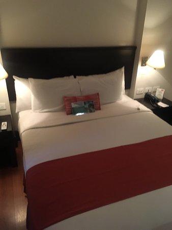Lugano Hotel: Hermoso lugar, cómodo y confortable