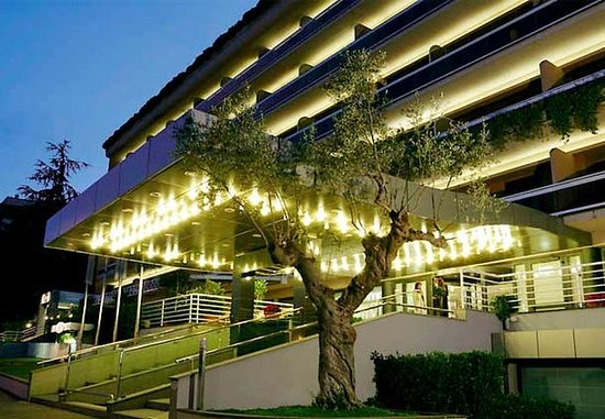 Courtyard by Marriott Rome Central Park: Exterior