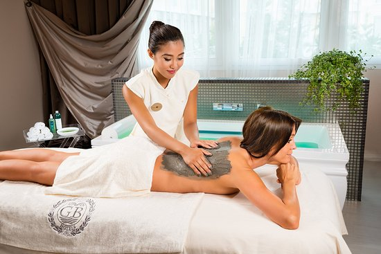 Grand Hotel Trieste & Victoria: SPA Treatment at Grand Hotel Terme Trieste