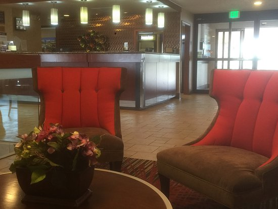 BEST WESTERN PLUS Denver Tech Center Hotel: Lobby area