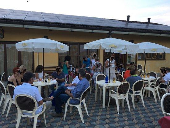 Druento, Italia: Cena a buffet