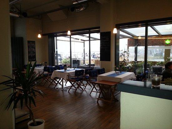Restaurant Pierspeicher: Gastraum