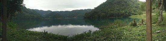 Panoramica de Laguna Brava