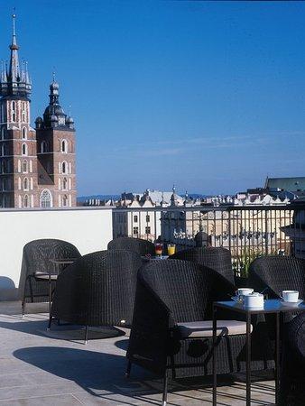 Hotel Stary: Sky Bar