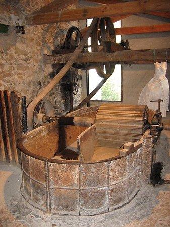 paper museum le moulin de brousse