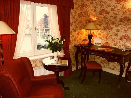 Podewils Hotel : Grand Deluxe Podewils Room