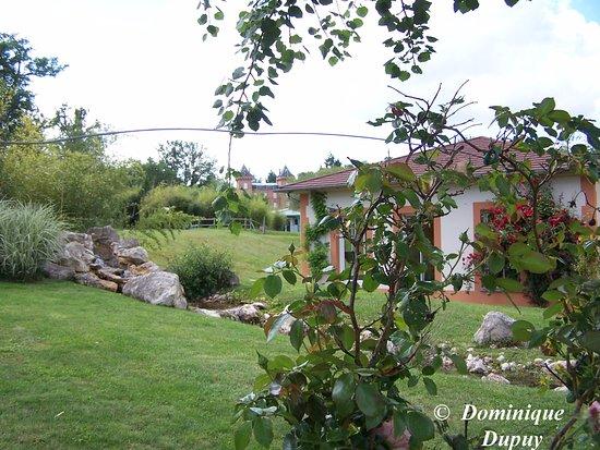 Pierrefitte sur Sauldre, Frankrike: Domaine des Alicourts