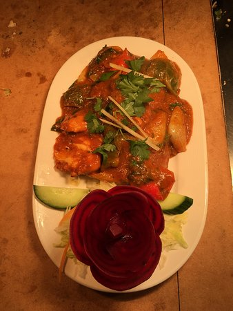 Nether Alderley, UK: Wonder curries and tandoori