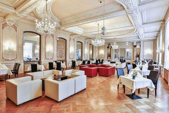 Heliopark Bad Hotel zum Hirsch: Restaurant