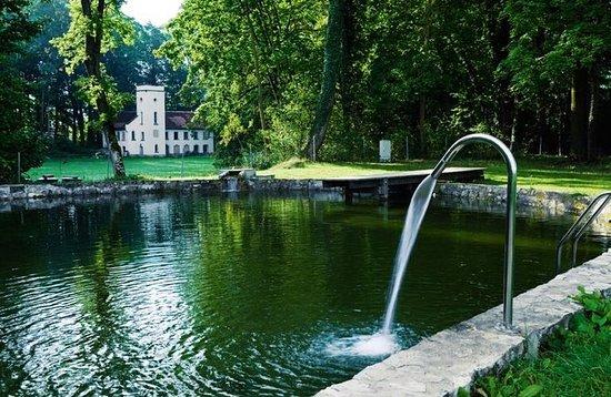 Hotel Schloss Burgellern: Burgellern Castle - Sauna