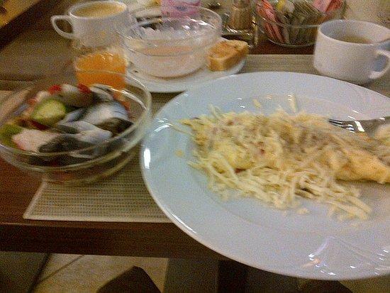 Radisson Blu Beke Hotel, Budapest: Breakfast