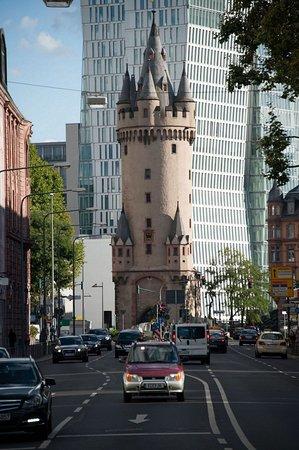 Turm Hotel-a Supranational Hotel: ¨Eschenheimer Tor¨