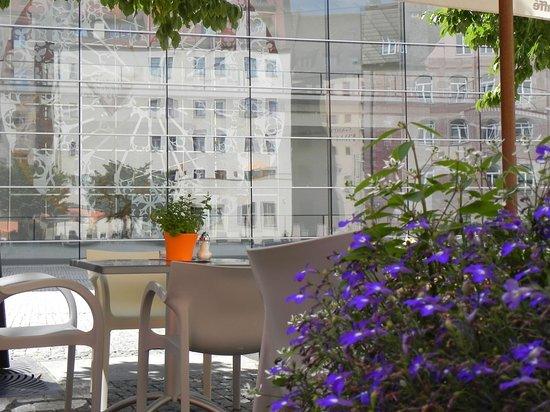 Hotel Victoria: La Terrazza