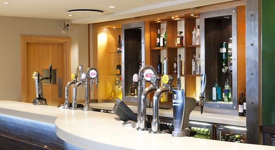 Holiday Inn London-Heathrow M4, Jct. 4: Lobby Bar