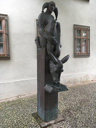 Eulenspiegel-Denkmal