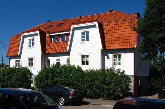 Villa Nore, semesterlägenheter centralt i Borgholm