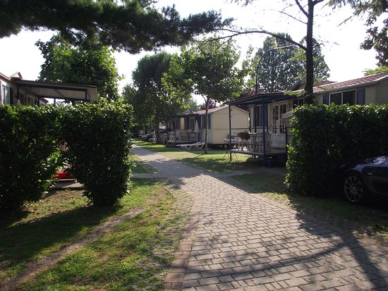 Monvalle, Italy: Emplacements bungalow