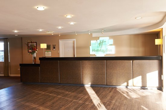 Holiday Inn Manchester-West: Reception