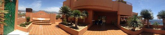 Almunecar Playa Spa Hotel: Doble con salón