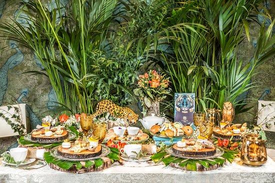 Taj 51 Buckingham Gate Suites and Residences: Jungle Book Afternoon Tea