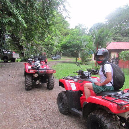 Parrita, Costa Rica: Where you start and finish the tour