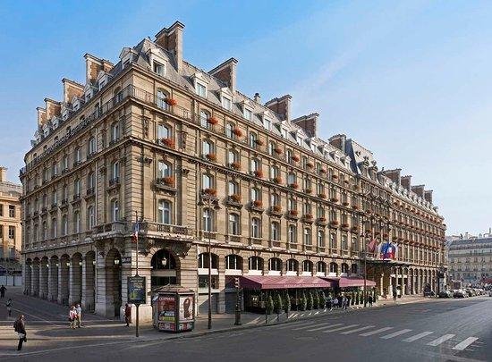 โรงแรมคอนคอร์ดโอเปราปารีส