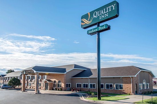 Quality Inn Burlington: We'd love to welcome you to our hotel!