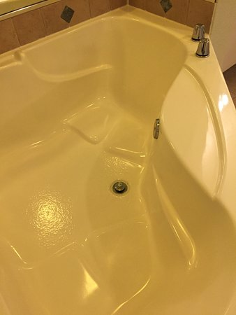 Old Garden Tub Not Jacuzzi