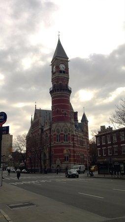 Greenwich Village : La Presbyterian Church