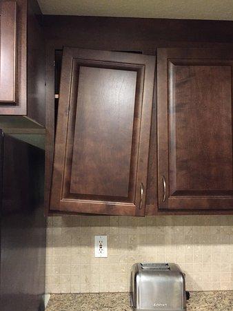 Kitchen Door Fell Off Hinge Picture Of Mystic Dunes Resort Golf Club Celebration Tripadvisor