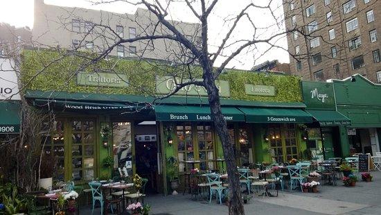 Greenwich Village : Uno dei tantissimi localini del quartiere
