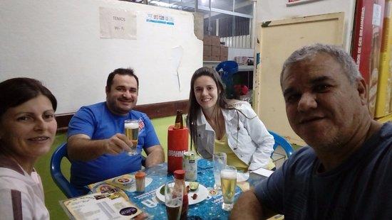 Mogi Mirim, SP: amigos amigos amor