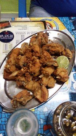 Mogi Mirim, SP: frango a passarinho