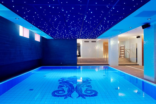 Pool at Grand Hotel Amrath Amsterdam