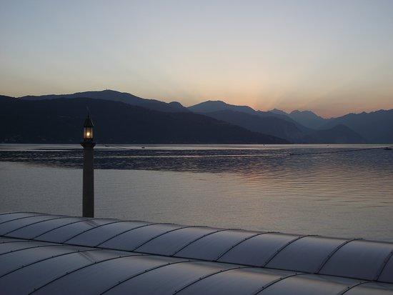 Monvalle, Italia: Vue du restaurant