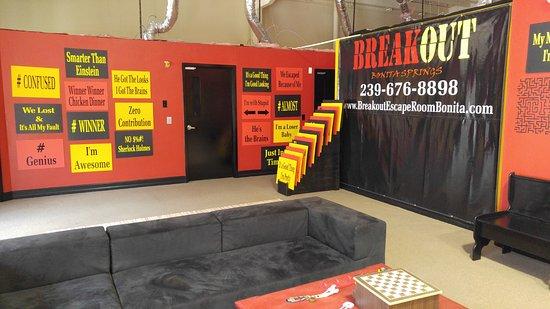 Brainstorm Escape Room