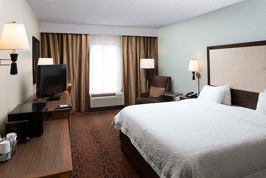 ทรอย, อลาบาม่า: King Guestroom