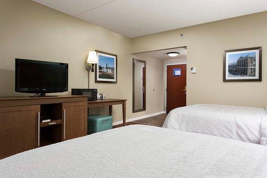 ทรอย, อลาบาม่า: Two Queen Guestroom
