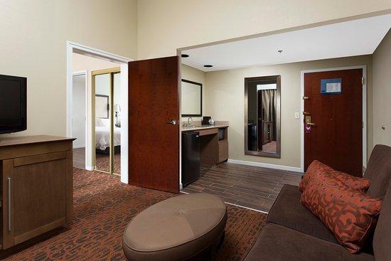 ทรอย, อลาบาม่า: Double Queen One Bedroom Suite