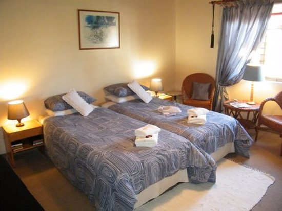 Hentiesbaai, Namibia: Schlafzimmer