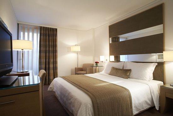 Galaxy Hotel Iraklio: Superior Room 