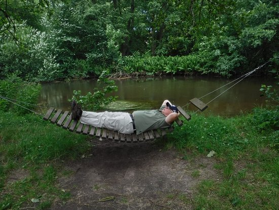 Bad Bevensen, Jerman: Kurpark...another nap