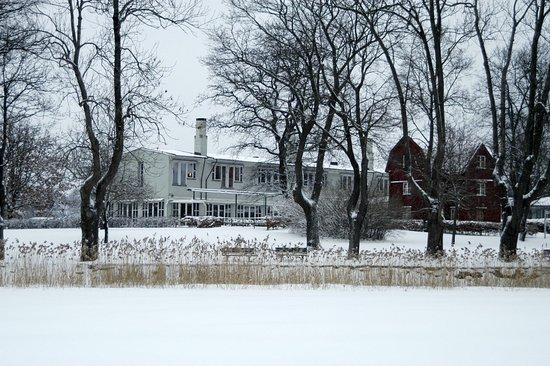 Villa Kallhagen: Winter view
