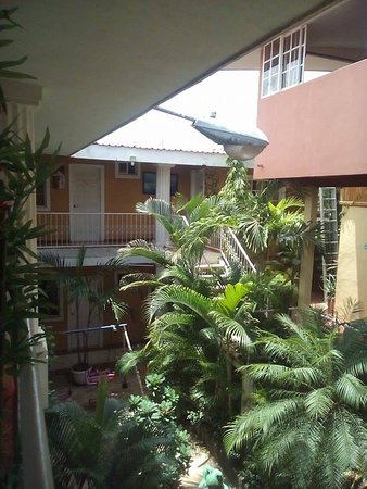 Hotel Real Altamira: Balcon