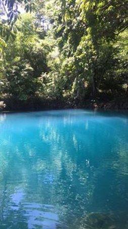 Pandan, Filippine: Blue Lagoon