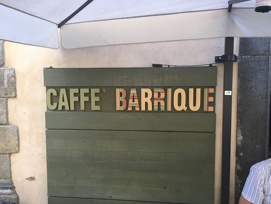 ‪Caffe Barrique‬