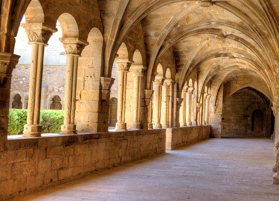 Vallbona De Les Monges, Spagna: Cloister of Vallbona Monastery