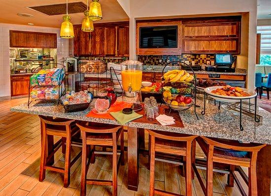 hilton garden inn hershey garden grille breakfast buffet - Hilton Garden Inn Hershey